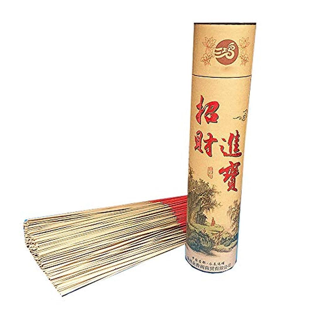 魅力カナダアロングZeeStar チャイニーズジョススティック 無香 香料 香りなし 香りつき 香りつき ジョススティック 13インチ(480本)