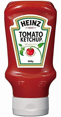 ハインツ トマトケチャップ 逆さボトル 460g