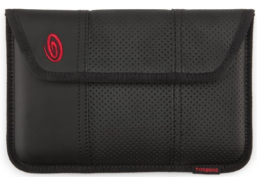 Timbuk2 (Kindle Fire HD(ニューモデル)用)エンベロープスリーブ(360度保護機能つき)、ブラックフェイクレザー