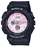 [カシオ] 腕時計 ベビージー Summer Grddation Dial BA-120T-1AJF レディース ブラック