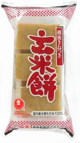 杵つき玄米もち 405g