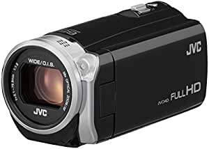 JVC KENWOOD ビデオカメラ EVERIO 内蔵メモリー32GB ブラック GZ-E595-B
