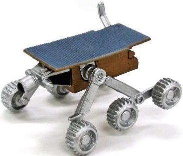 チョコエッグ 宇宙シリーズ 09.火星探査車(マーズ・パスファインダー) 単品 食玩