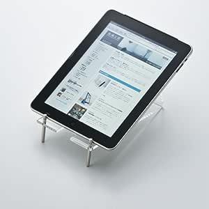 TOM PRODUCTS iPad スタンド 展示用クリア