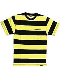 (ショット) Schott ボーダー ポケット クルーネック Tシャツ カットソー ポケT 半袖 メンズ レディース 3183011