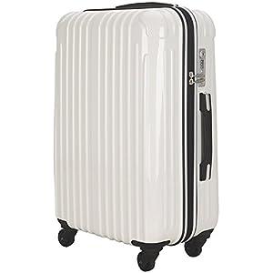 超軽量 2年保証 スーツケース TSAロック搭...の関連商品8