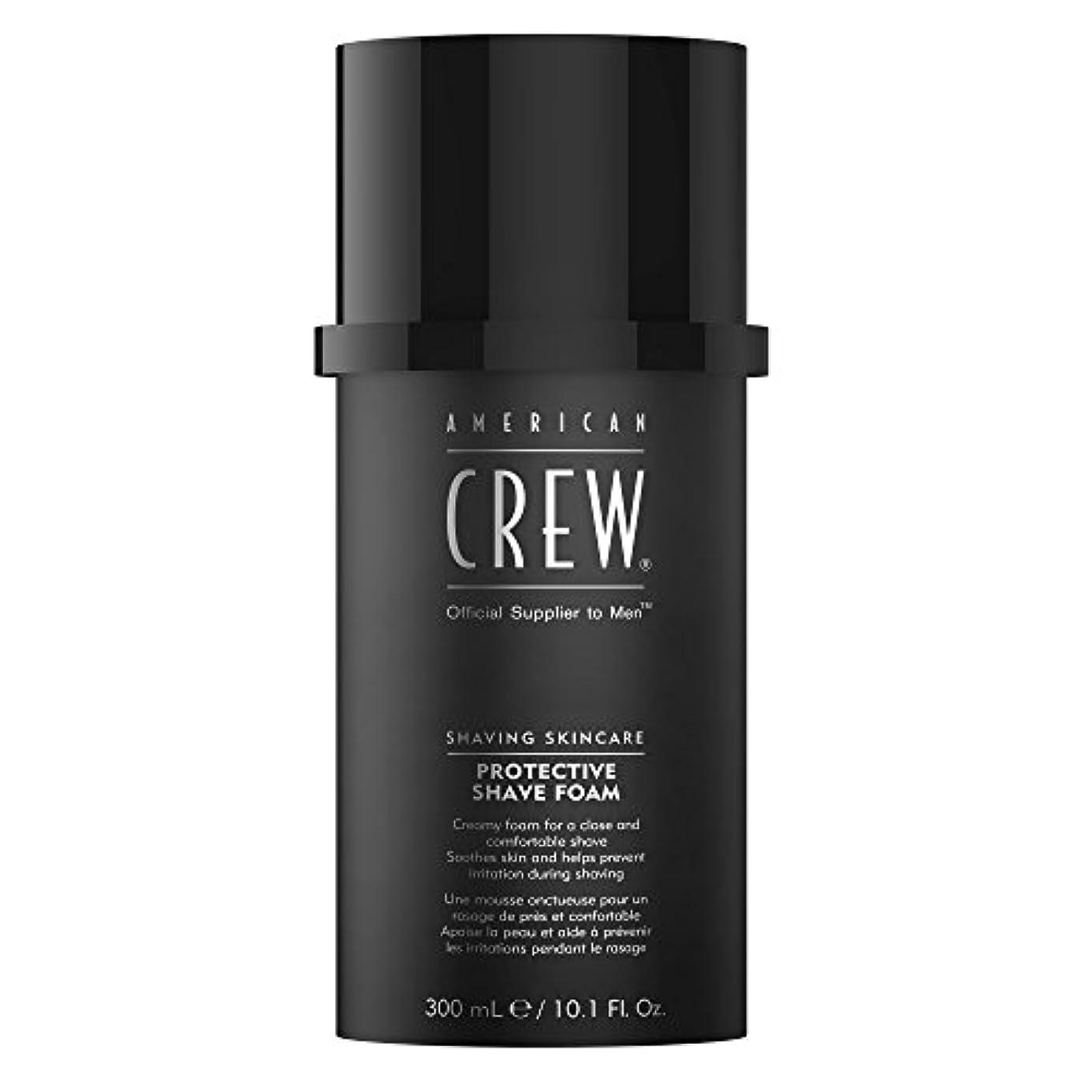 観点一目援助するAmerican Crew Protective Shave Foam 300ml