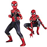Aodai Kids Halloween Costume Compatible Superhero Costume Suits Kids Party Cosplay 3D Style Best Gifts