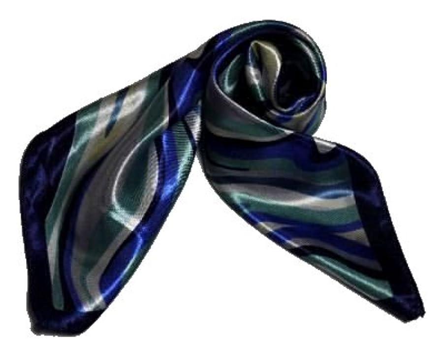 勤勉なレポートを書く可決美品 シルク調スカーフ?企業制服スカーフ?60cm角? 最短で翌日お届け 2012春のスカーフ