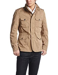 Memory Polyester M65 Jacket 3125-186-0245: Beige