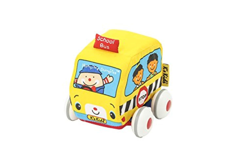 K'sKids  ミニカー プルバックカー/スクールバス TYKK104592