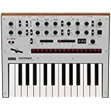 Korg Monologue Monophonic Analog Synthesizer with Presets-Silver (MONOLOGUESV)