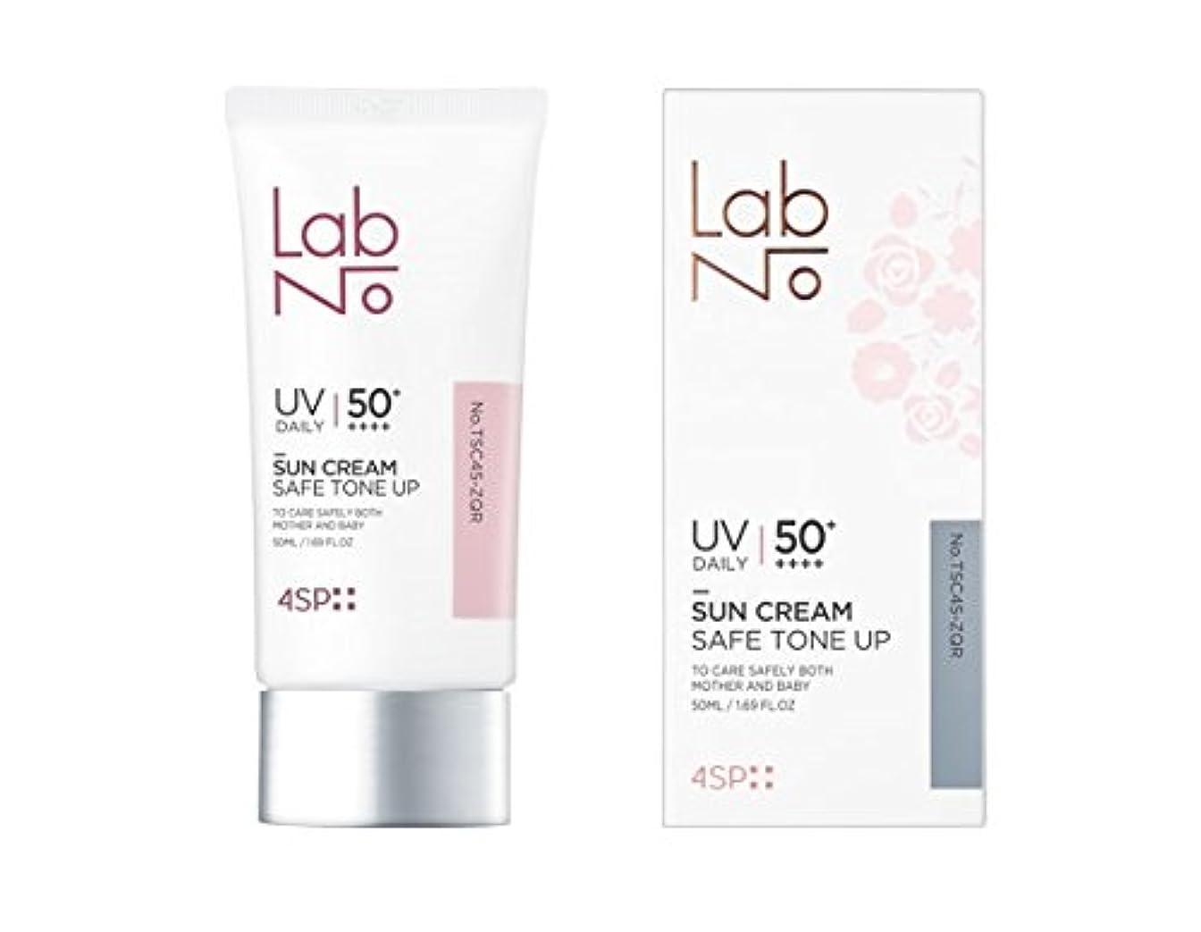 火山の司令官カバー[LabNo.]4SP セーフ トーンアップ サンクリーム 50ml(4SP Safe Tone-up Sun Cream) [並行輸入品]