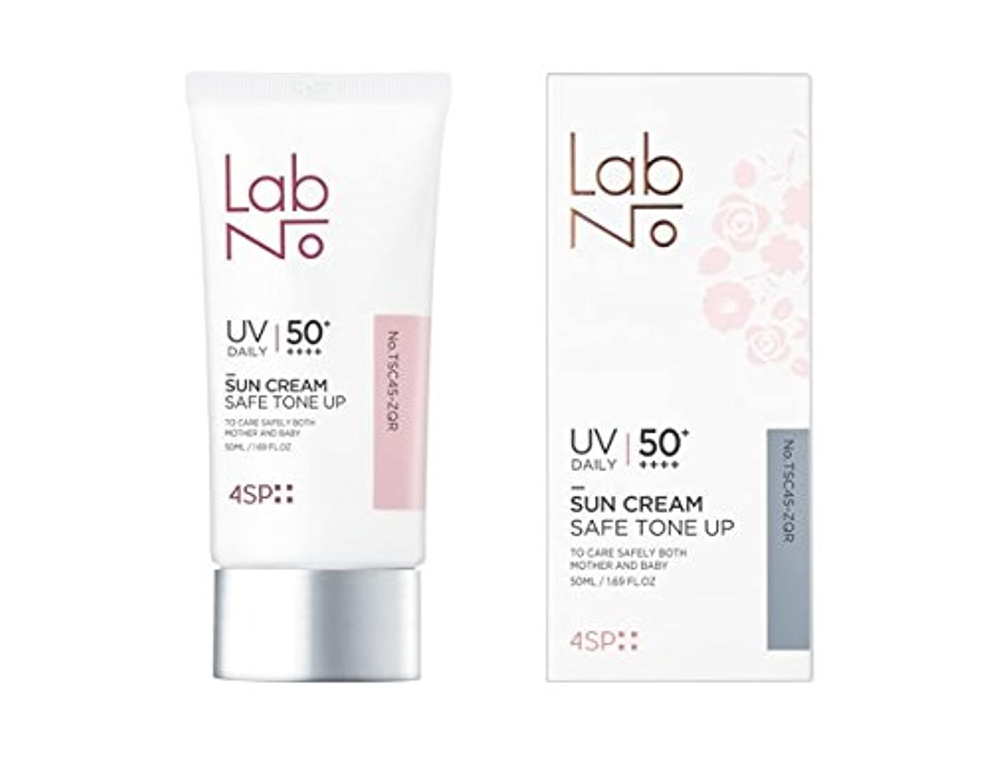懇願する通貨組み合わせ[LabNo.]4SP セーフ トーンアップ サンクリーム 50ml(4SP Safe Tone-up Sun Cream) [並行輸入品]
