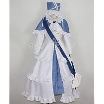 【apple_cos製】魔法少女おりこ☆マギか 美国織莉子 コスプレ衣装