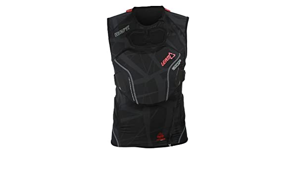 Leatt Body 3DF AirFit Body Vest Black Small//Medium 5014101201