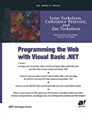 Programming the Web with Visual Basic .NET (Expert's Voice)