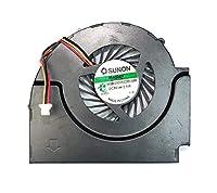 ノートパソコンCPU冷却ファン適用する Lenovo IBM Thinkpad T510 W510 (Compatible Discrete Video Card)