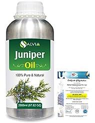 Juniper (Juniperus communis) 100% Natural Pure Essential Oil 2000ml/67 fl.oz.