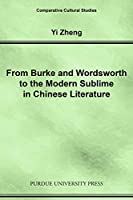 From Burke and Wordsworth to the Modern Sublime in Chinese Literature (Comparative Cultural Studies)