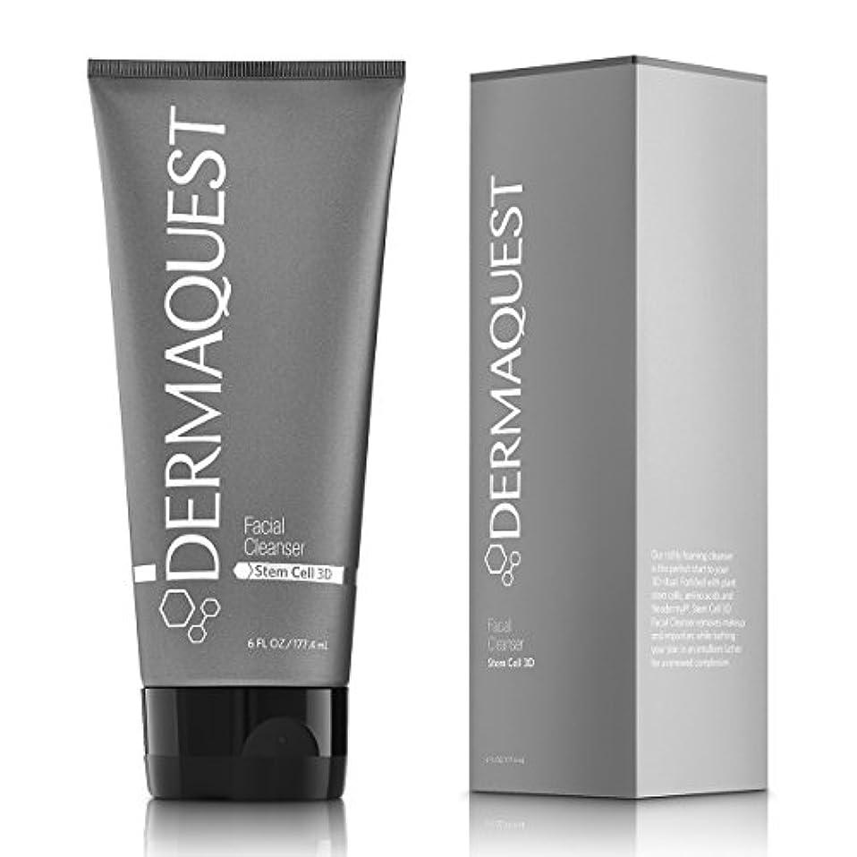 オプショナル完璧汚染DermaQuest Stem Cell 3D Facial Cleanser 177.4ml/6oz並行輸入品