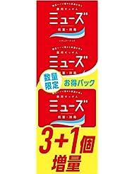 【医薬部外品】ミューズ石鹸レギュラー 3+1限定品