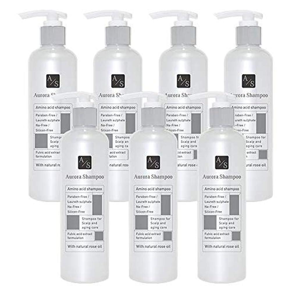 アプト動機付けるおとこバレエジャポン「オーロラシャンプー」フルボ酸 ミノキシジル誘導体 スカルプケア オーガニックアミノ酸シャンプー300ml (7本限定ラベル)