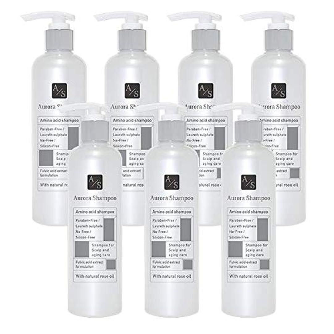 主要な中古波バレエジャポン「オーロラシャンプー」フルボ酸 ミノキシジル誘導体 スカルプケア オーガニックアミノ酸シャンプー300ml (7本限定ラベル)