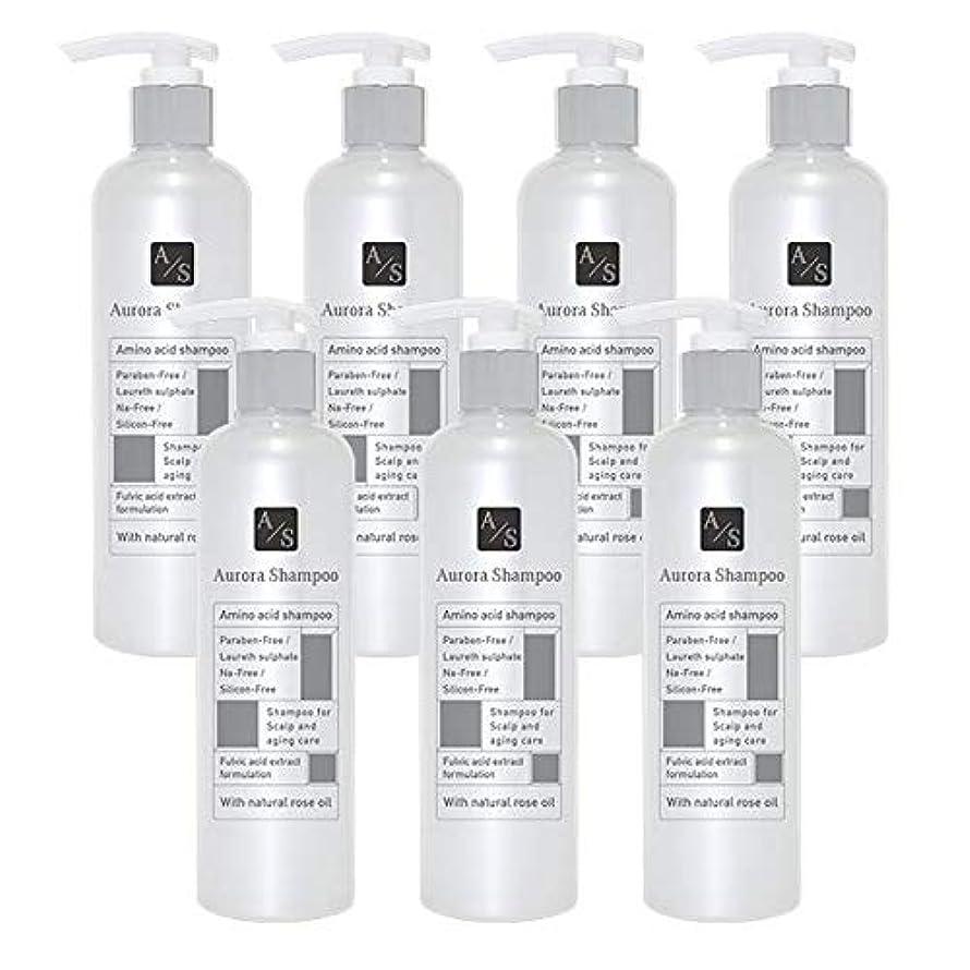 理由異なるバケツバレエジャポン「オーロラシャンプー」フルボ酸 ミノキシジル誘導体 スカルプケア オーガニックアミノ酸シャンプー300ml (7本限定ラベル)