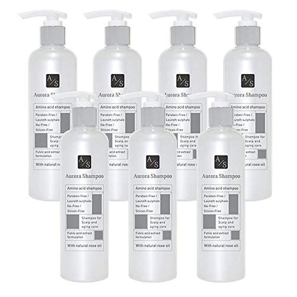 マインド指定策定するバレエジャポン「オーロラシャンプー」フルボ酸 ミノキシジル誘導体 スカルプケア オーガニックアミノ酸シャンプー300ml (7本限定ラベル)