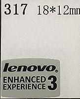 ■【Lenovo ENHANCED EXPERIENCE3】エンブレムシール 18*12mm
