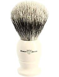 エドウィンジャガー アイボリー ベストバッジャーアナグマ毛 シェービングブラシ大3EJ877[海外直送品]Edwin Jagger Ivory Best Badger Shaving Brush Large 3EJ877...