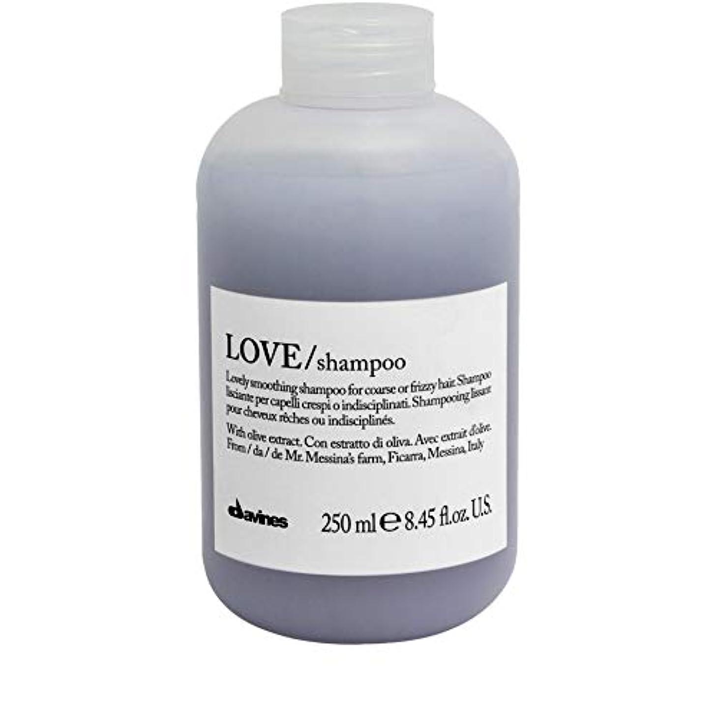 トランジスタ温度計ピュー[Davines ] ダヴィネスはシャンプー250Mlを愛します - Davines Love Shampoo 250ml [並行輸入品]