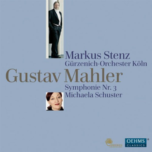 グスタフ・マーラー: 交響曲 第3番 ニ短調 / Mahler: Symphinie Nr. 3 [SACD-Hybrid]