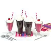 Sophia's Pretend Play Food Soda Fountain Set for Dolls by Sophia's Heritage Collection [並行輸入品]