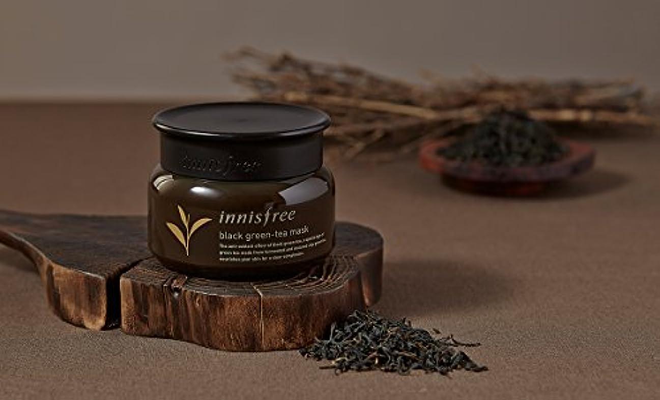 がっかりする対応する限界[イニスフリー.innisfree](公式)ブラックグリーンティーマスク80mL(2019.05。新発売)/ Black Green-Tea Mask