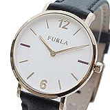 FURLA フルラ 腕時計 レディース R4251108543 GIADA クォーツ ホワイト ブラック[並行輸入品]