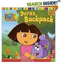 Dora the Explorer: Dora's Backpack Book [並行輸入品]