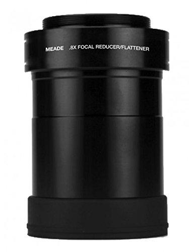 "Meadeシリーズ60000.8X 2""焦点レジューサ/フィールドFlattener for 80mm APO屈折望遠鏡"