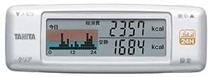 タニタ(TANITA) 活動量計 カロリズム AM-120-PR パールホワイト