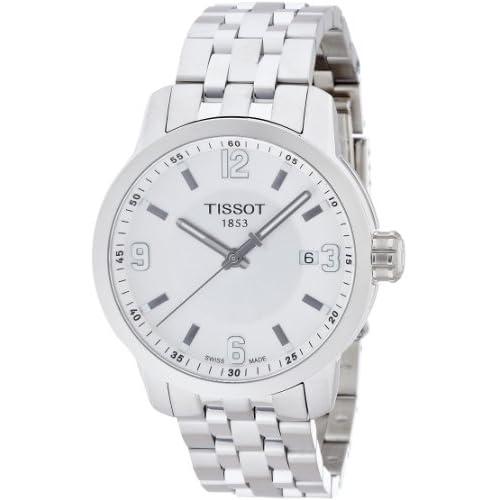 [ティソ]TISSOT 腕時計 PRC200 Gent(ピーアールシー200 ジェント) T0554101103700 メンズ 【正規輸入品】