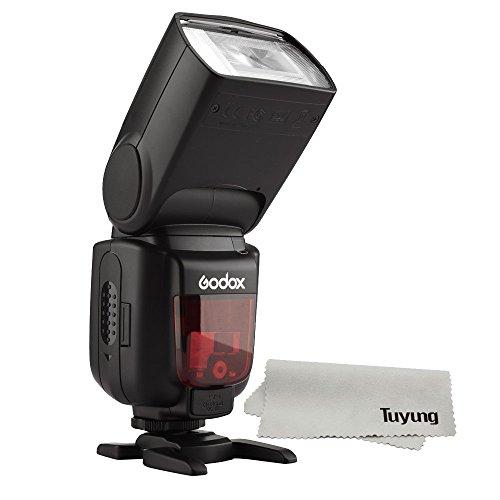 GODOX Thinklite TT600 フラッシュ スピードライト マスター/スレーブフラッシュ with 内蔵 2.4G ワイヤレストリガ・システムGN60 Canon・Nikon・Pentax・Olympus DSLR カメラ対応
