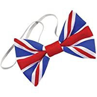 Bristol Novelty Unisex Cloth Union Jack Bow Tie