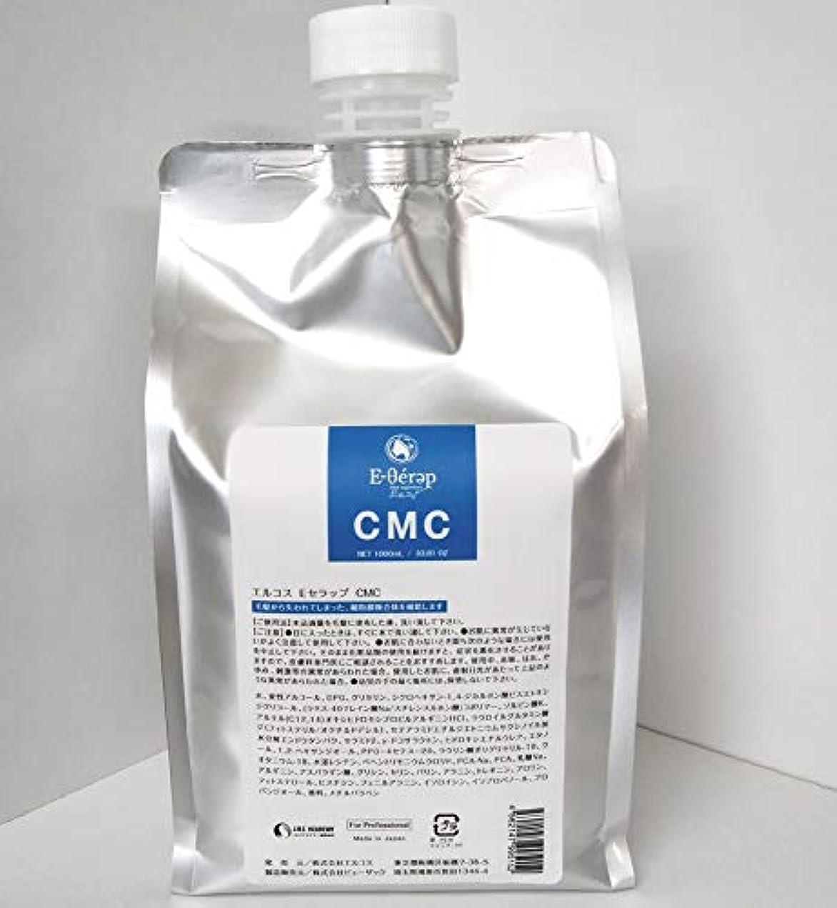 近く示す豊富なエルコス Eセラップ CMC 1000ml