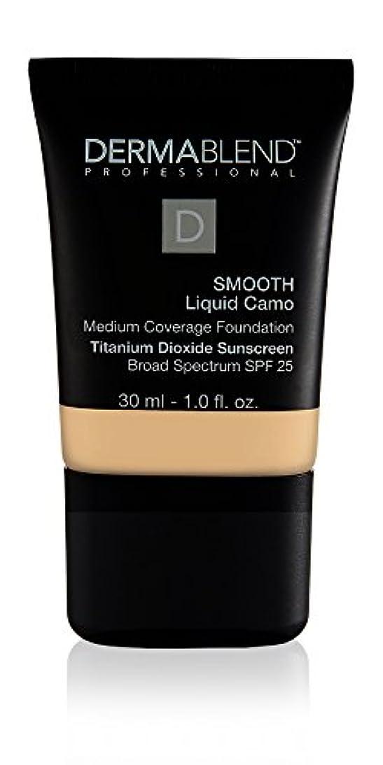 やりがいのある庭園実業家Dermablend(ダーマブレンド) Smooth Liquid カモ ファンデーション (ミディアム Coverage) - クリーム 30ml