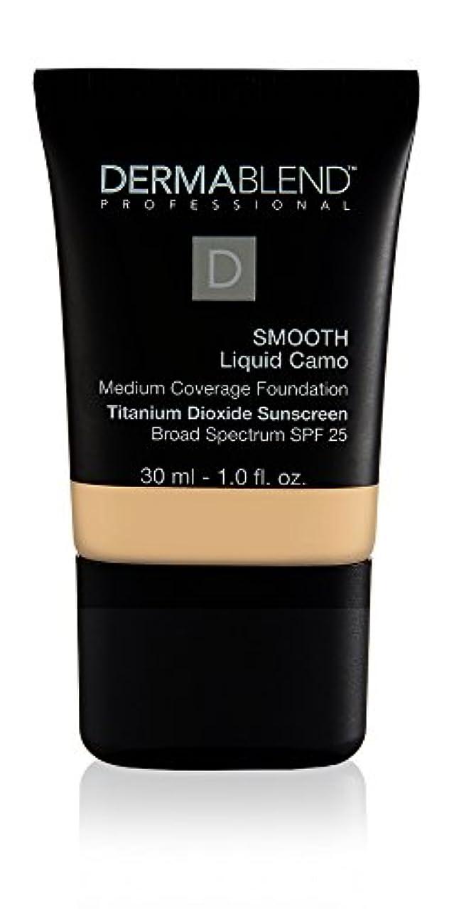 叫び声取得する頭Dermablend(ダーマブレンド) Smooth Liquid カモ ファンデーション (ミディアム Coverage) - クリーム 30ml