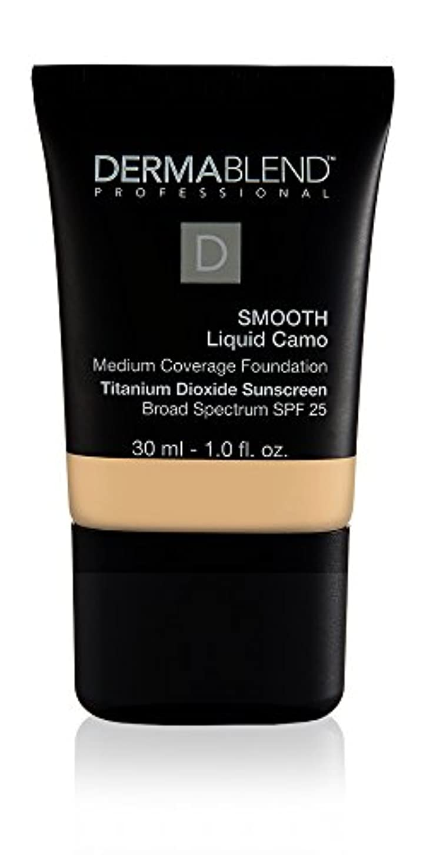 ラッカスのどペインティングDermablend(ダーマブレンド) Smooth Liquid カモ ファンデーション (ミディアム Coverage) - クリーム 30ml