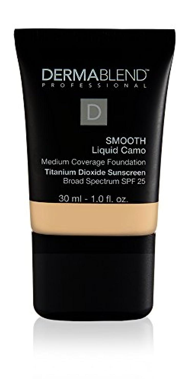 アテンダント降臨現実的Dermablend(ダーマブレンド) Smooth Liquid カモ ファンデーション (ミディアム Coverage) - クリーム 30ml