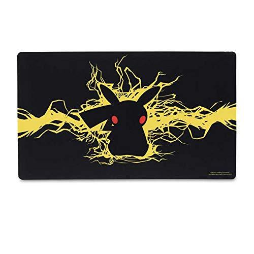 海外ポケモンセンター限定 ポケモンカードゲーム プレイマット ピカチュウ チャージド Pikachu Charged [並行輸入品]