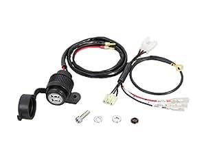 キタコ (KITACO) USB電源キット スーパーカブ50スタンダード/110/110スタンダード等 757-1424000